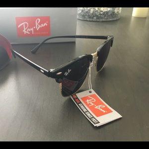 Ray-ban 2 tone sunglasses